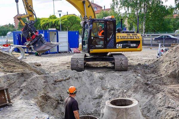 Maja Beskow betongbrunnar